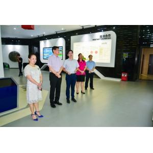中国工程院彭永臻院士一行到碧清源公司调研指导