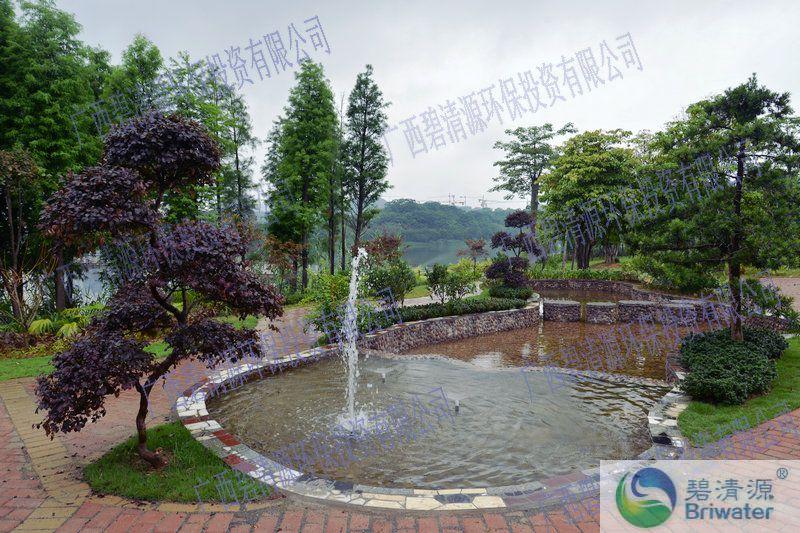 广西某市公园一体化污水处理站(图1)