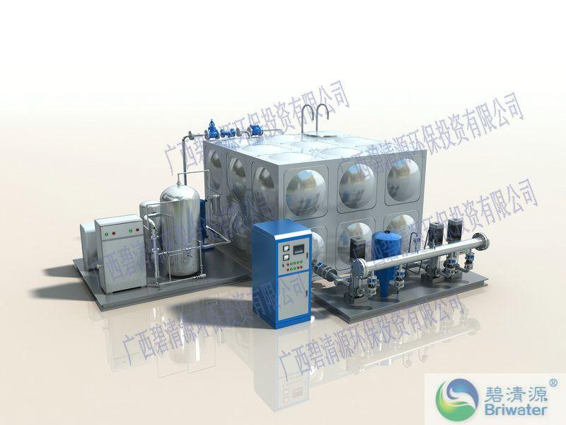 快乐彩陶瓷平板膜超滤供水设备(图1)